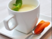 生姜汁奶冻