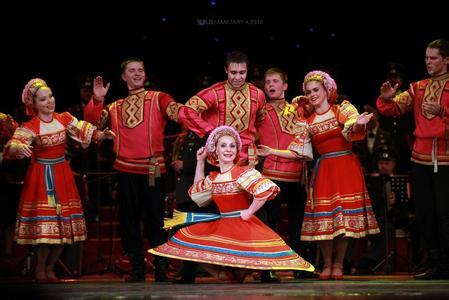 近年来,该团逐渐面向俄罗斯走向世界,成为与红旗,红军歌舞团等并列的