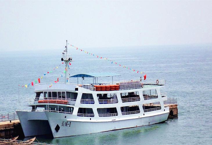 活动地点:河北省秦皇岛北戴河海滨东山旅游码头 适合