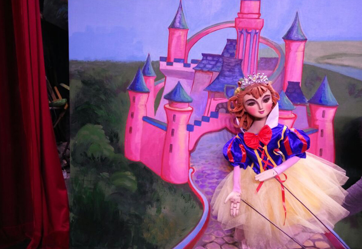 中国木偶戏与西方童话完美混搭