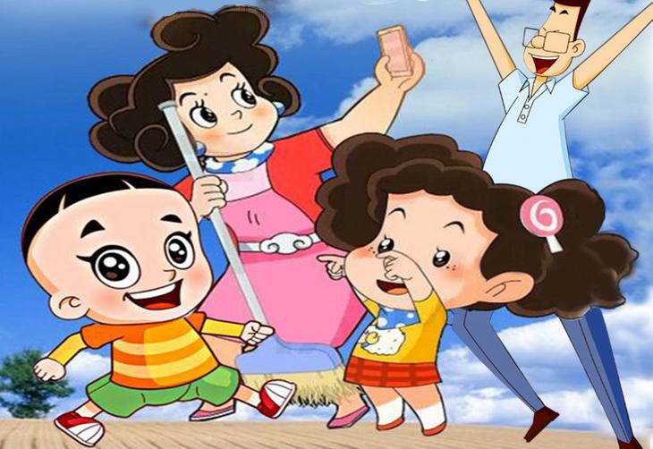 卡通舞台剧《棉花糖与云朵妈妈》